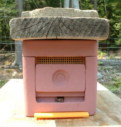 Mann Lake Entrance Bee Feeder Beekeeping Hive Food Beekeeper